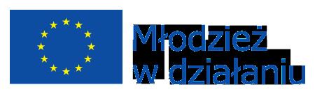 logotyp Młodzież w działaniu
