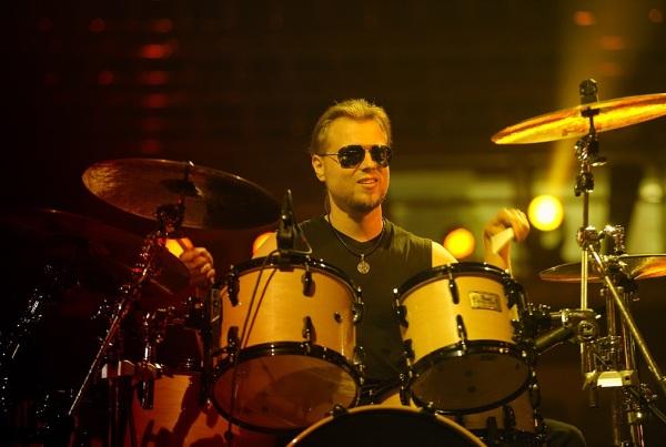 Jakub Mikulski - perkusja