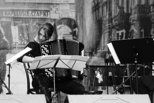 Martyna Chojnacka akordeon